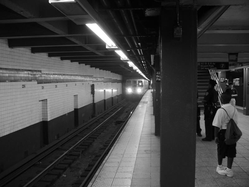 42nd Street Subway Station, Midtown Manhattan