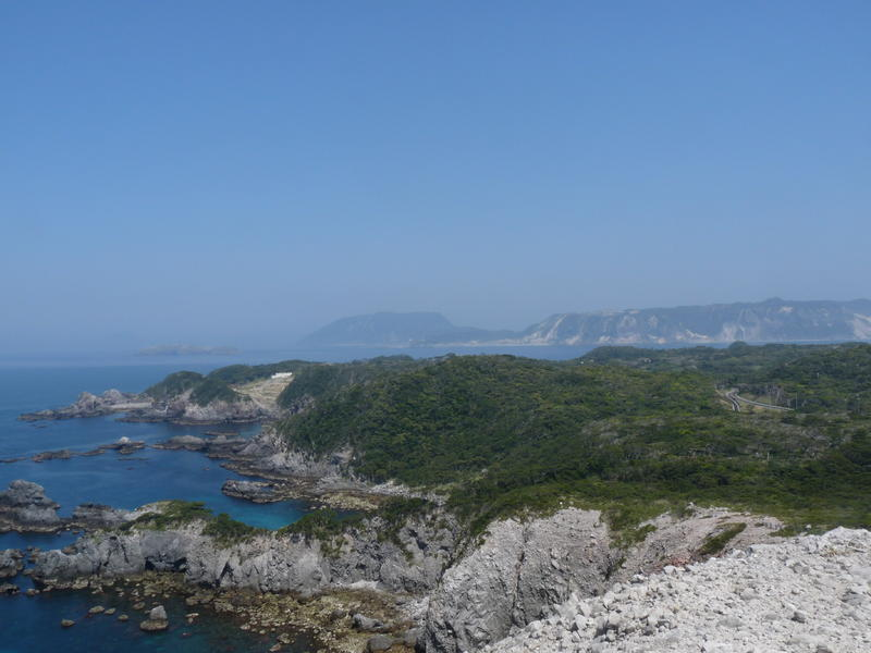 Glorious Shikinejima - 壮大式根島